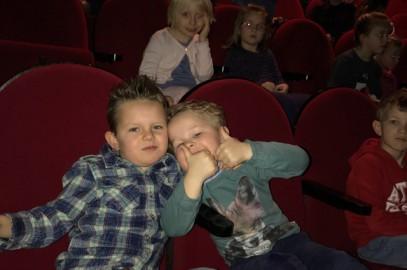 K3A: Bezoek aan het theater
