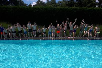 L5: Zwemmen bij de juf van God